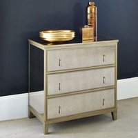 Gatsby 3 Drawer Chest