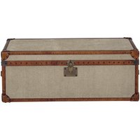 Houston End of Bed Oatmeal Trunk