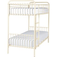 Oliver Bunk Bed – White