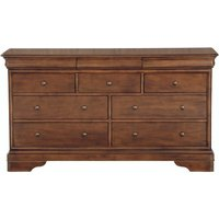 Provence 7 Drawer Wide Chest