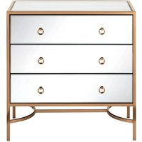 Trinity 3 Drawer Chest of Drawers