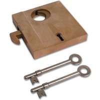 Willenhall G14 Mortice Collapsible Hookbolt Gate Lock