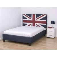 Snuggle Beds Union Jack Bed 4' 6