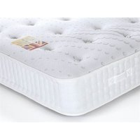 British Bed Company The Wave 6' Super King