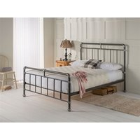 Snuggle Beds Thor 4' Small Double Metal Bed