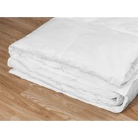 The Soft Bedding Company Hotel White Duck Feather and Down Deluxe 10.5 Tog 5' King Size Duvet