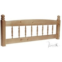 Verona Design Ltd Palermo 5' King Size Antique Headboard Only Wooden Headboard