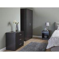 GFW Panama Espresso 3-Piece Bedroom Set Bedroom Set