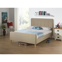Snuggle Beds Sienna Brown 4' 6