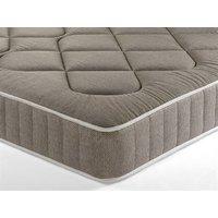 Snuggle Beds Snuggle Damask Quilt 5' King Size Mattress Only Mattress
