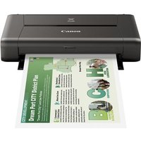 Canon Pixma iP110 A4 Colour Inkjet Printer without Battery