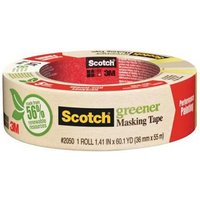 Scotch Greener (36mm x 50m) Masking Tape