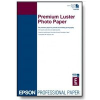 Epson S041784 Premium Luster Photo Paper A4 250gsm (250 sheets)