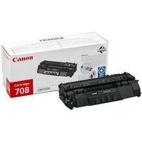 Canon 708 Black Original Standard Capacity Laser Toner Cartridge