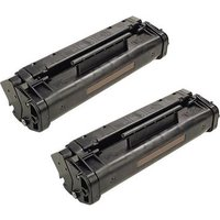 TWINPACK: Canon FX3 Remanufactured Black Toner Cartridge