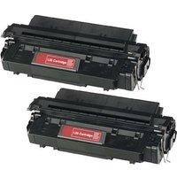 TwinPack: Canon L50 Remanufactured Black Toner Cartridge