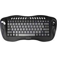 Accuratus Toughball 2 - 2.4GHz Wireless Multimedia Keyboard
