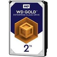 WD 2TB Gold Datacenter 7200RPM SATA 6Gb/s 3.5 Hard Drive