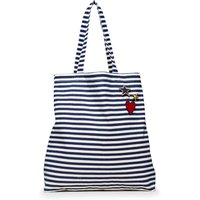 Fabienne Chapot-Beach bags - Travel Shopper Bag - Blue