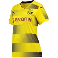 2017-2018 Borussia Dortmund Home Ladies Puma Shirt