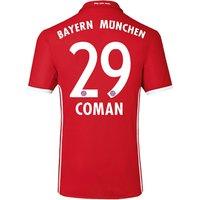 2016-17 Bayern Home Shirt (Coman 29) - Kids
