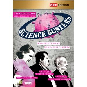 science busters im radio-today - Shop