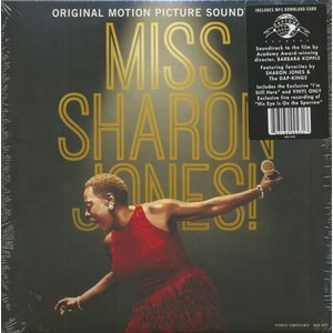 Sharon Jones im radio-today - Shop