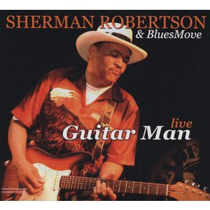 Sherman Robertson im radio-today - Shop