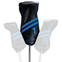 Sun Mountain Premium Leather Striped Headcover