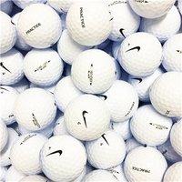 Nike Vapor Black Practice Golf Balls Bulk Pack