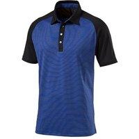 Puma Golf Mens Tailored Saddle Polo Shirt