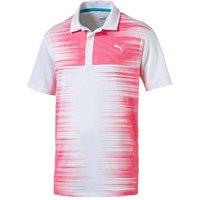 Puma Golf Mens Frequency Polo Shirt