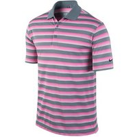 Nike Mens Tech Vent Stripe Polo Shirt