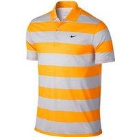 Nike Mens Modern Fit Bold Stripe Polo Shirt