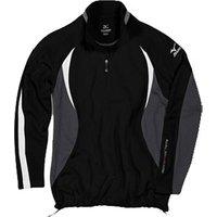 Mizuno Mens WarmaLite 1/4 Zip Jacket