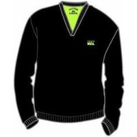 Cutter & Buck Mens Pennant V Neck Vacation Sweater