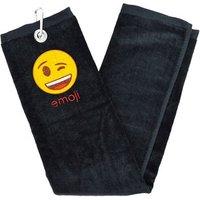 Emoji Golf Towel