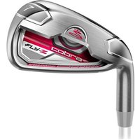 Cobra Ladies FLy Z Irons Graphite Shaft
