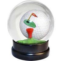 Golf Ball Globe Game
