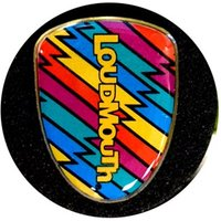 LOUDMOUTH Jumbo Ball Marker 2 Pack