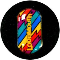 LOUDMOUTH Standard Ball Marker 2 Pack