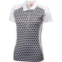Puma Golf Ladies Mini Graphic Polo Shirt