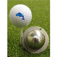 Tin Cup Ball Marker Angler