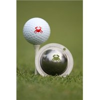 Tin Cup Ball Marker Chesapeake