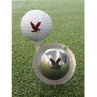 Tin Cup Ball Marker Double Eagle