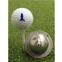 Tin Cup Ball Marker Launch It