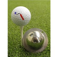 Tin Cup Ball Marker Light it Up