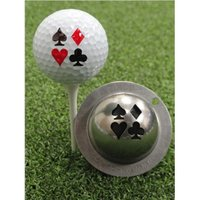 Tin Cup Ball Marker Vegas Nights