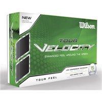 Wilson Tour Velocity Golf Balls 15 Pack