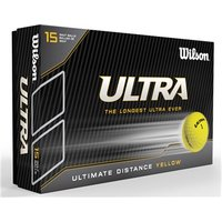 Wilson Ultra Golf Balls 15 Pack